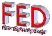 Fuller Engineering Design Logo