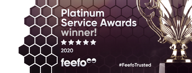 Solid Solutions Awarded Feefo Platinum Status